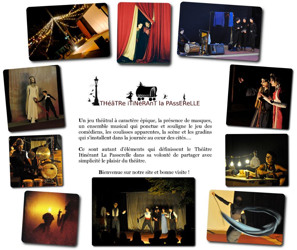 Théâtre Itinérant la Passerelle