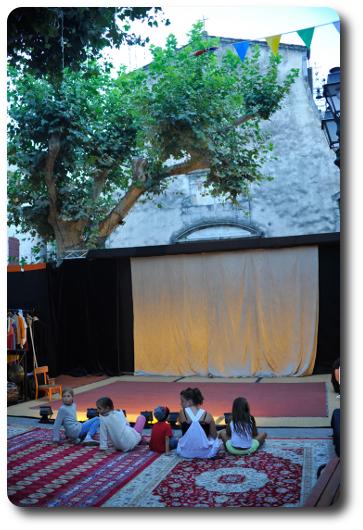 Théâtre Itinérant la Passerelle - Jeune Public