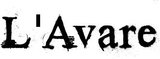 L`Avare
